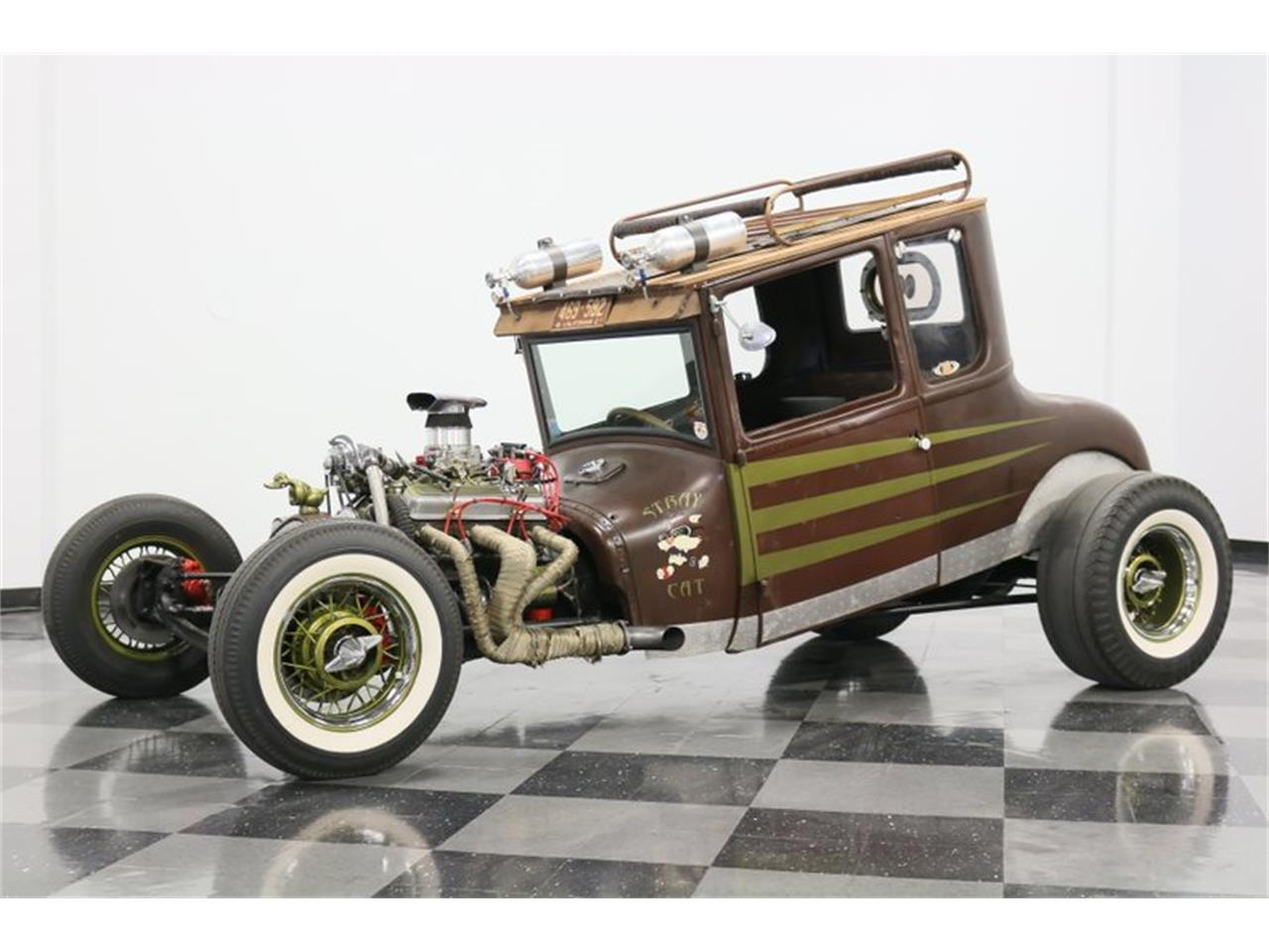 Large Picture of 1927 Ford Coupe located in Texas Offered by Streetside Classics - Dallas / Fort Worth - Q4LA