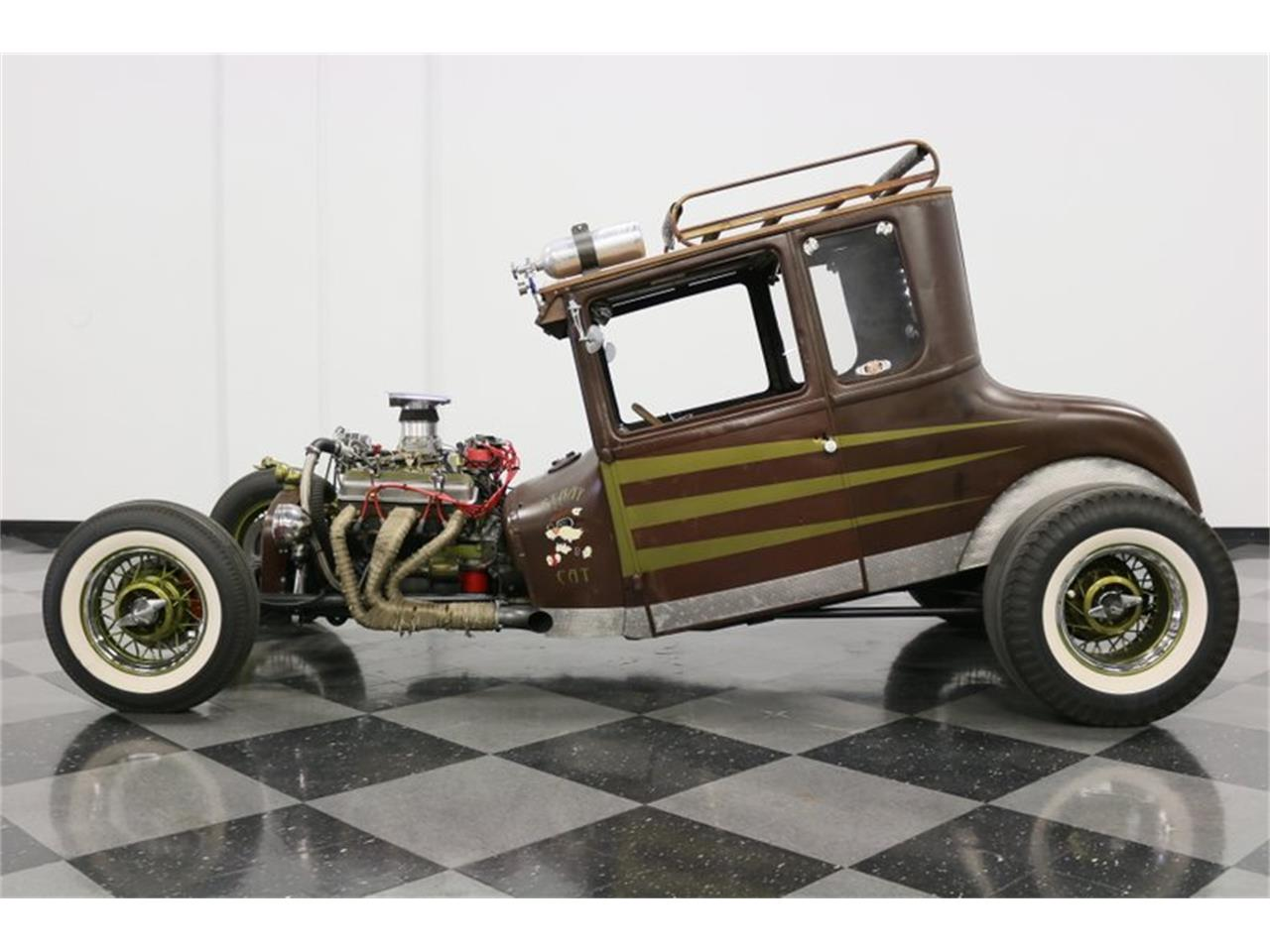 Large Picture of 1927 Ford Coupe Offered by Streetside Classics - Dallas / Fort Worth - Q4LA