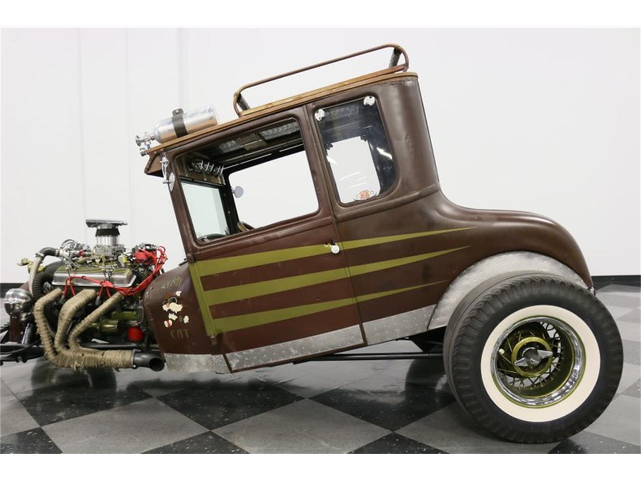 Large Picture of Classic 1927 Ford Coupe located in Ft Worth Texas - $31,995.00 Offered by Streetside Classics - Dallas / Fort Worth - Q4LA