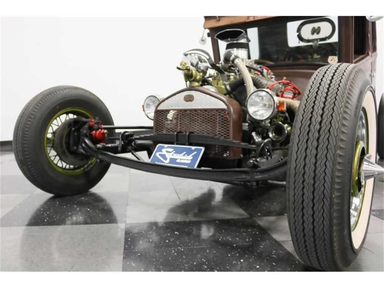 Large Picture of '27 Coupe located in Ft Worth Texas - $31,995.00 Offered by Streetside Classics - Dallas / Fort Worth - Q4LA