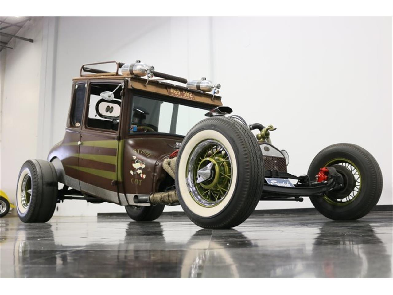 Large Picture of Classic '27 Ford Coupe located in Ft Worth Texas Offered by Streetside Classics - Dallas / Fort Worth - Q4LA