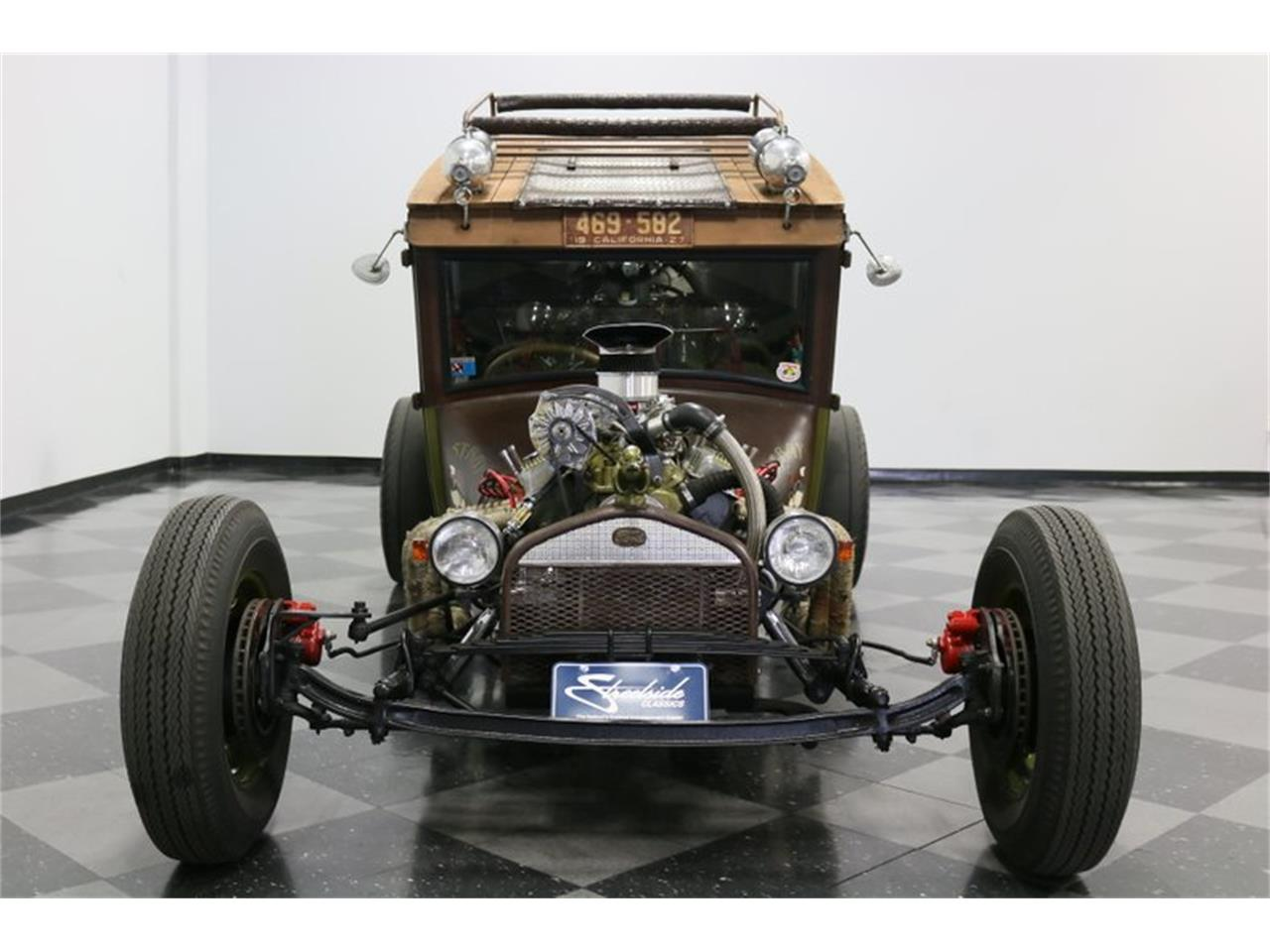 Large Picture of 1927 Coupe Offered by Streetside Classics - Dallas / Fort Worth - Q4LA