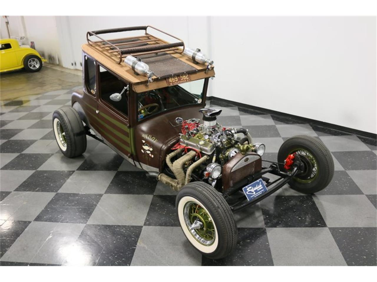 Large Picture of 1927 Coupe located in Ft Worth Texas - $31,995.00 - Q4LA