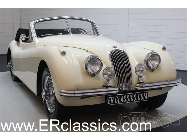 Picture of Classic 1954 Jaguar XK120 - $139,300.00 Offered by  - Q4M0