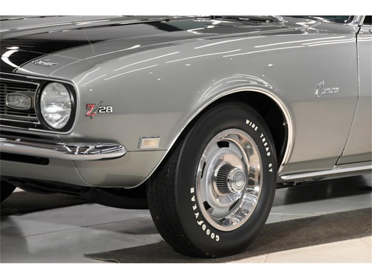 Large Picture of '68 Camaro - Q4M2