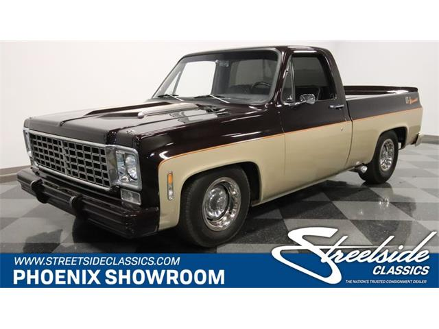 Picture of '75 Sierra - Q4M6