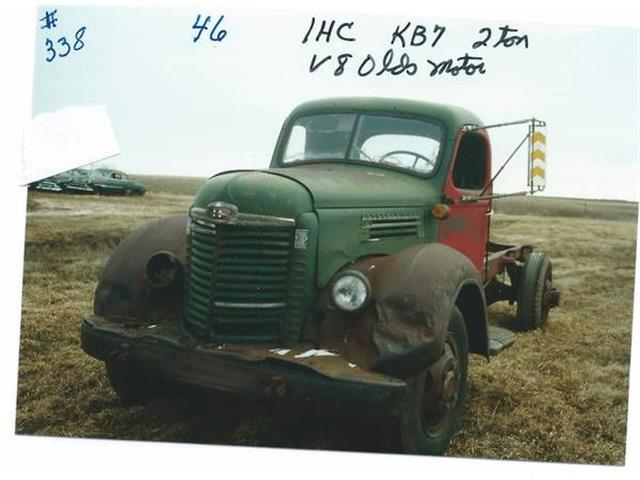 Picture of 1948 International Harvester located in Michigan Offered by  - Q4M9
