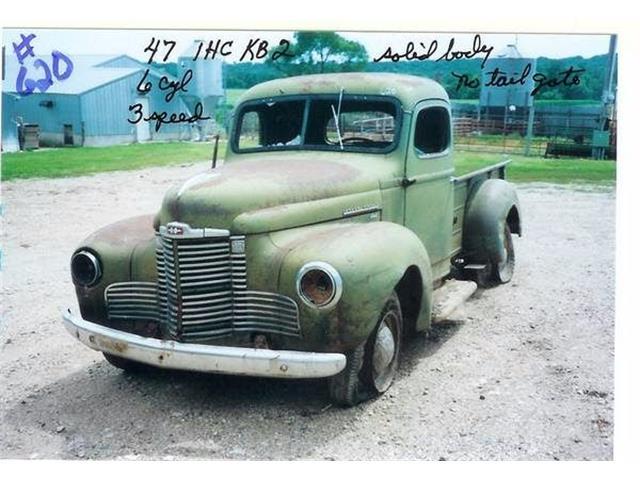 Picture of 1946 Harvester located in Cadillac Michigan - Q4MC