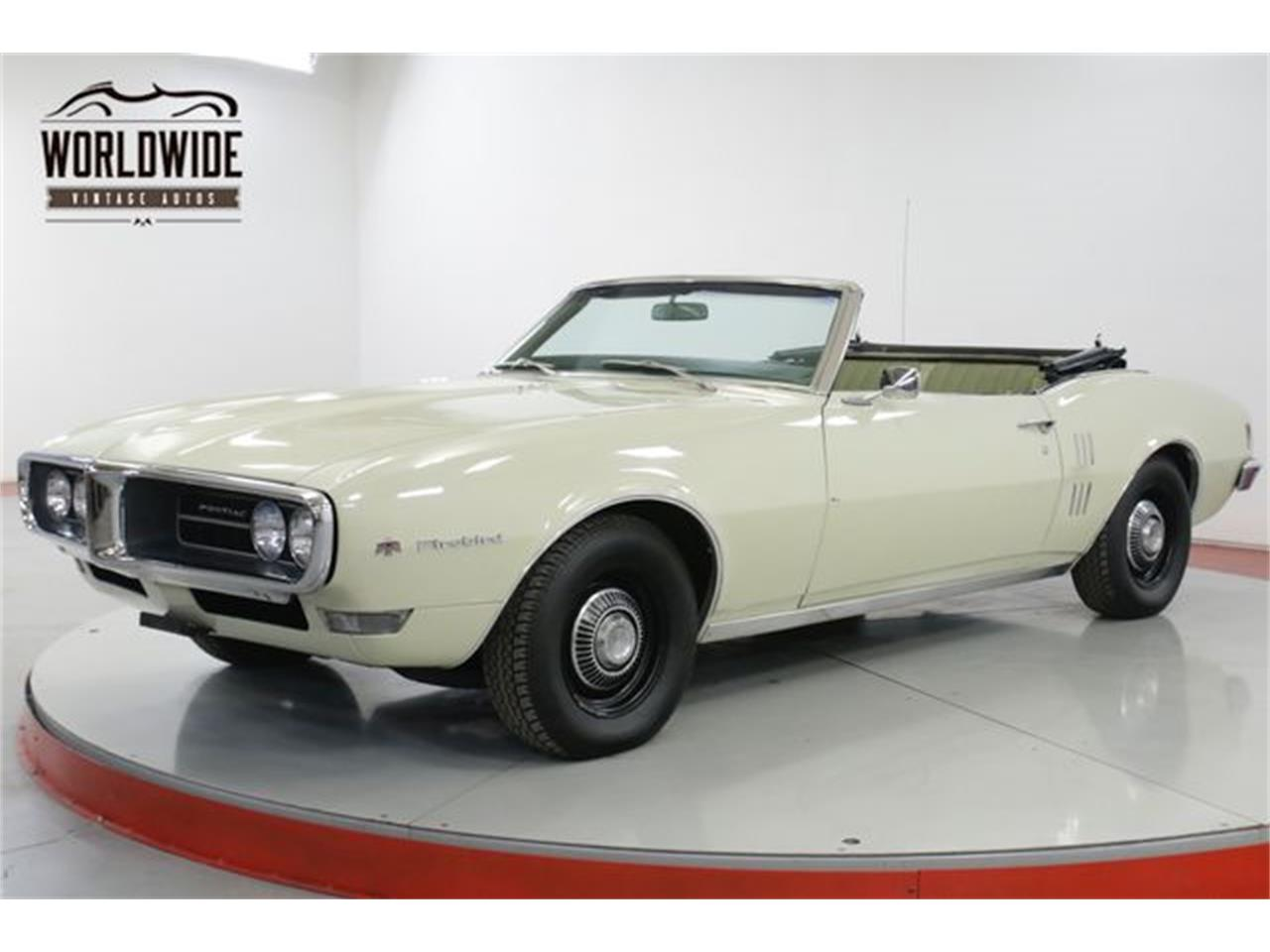 Large Picture of '68 Firebird - Q4ME