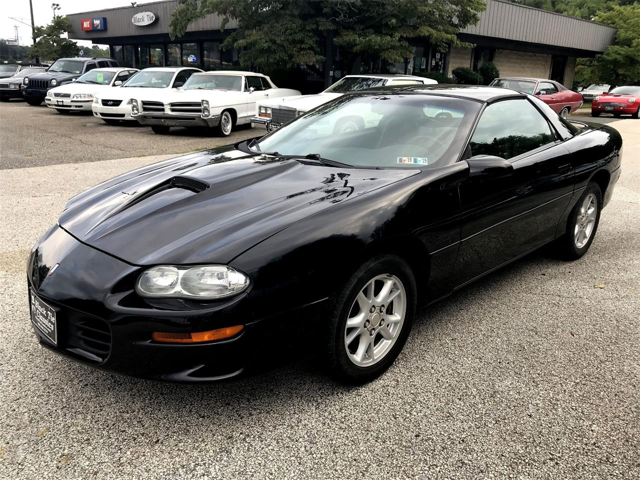 Large Picture of '00 Chevrolet Camaro Z28 located in Stratford New Jersey Offered by Black Tie Classics - Q4MK