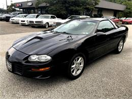 Picture of '00 Chevrolet Camaro Z28 located in Stratford New Jersey Offered by Black Tie Classics - Q4MK