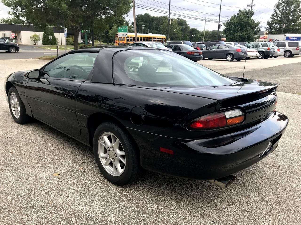 Large Picture of 2000 Chevrolet Camaro Z28 located in Stratford New Jersey Offered by Black Tie Classics - Q4MK
