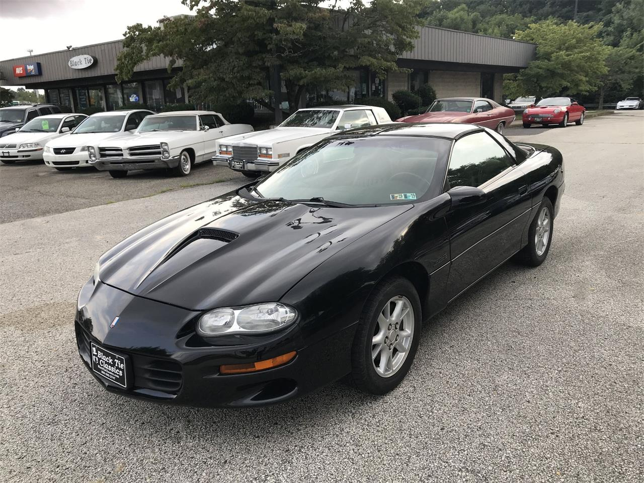 Large Picture of '00 Chevrolet Camaro Z28 located in New Jersey Offered by Black Tie Classics - Q4MK