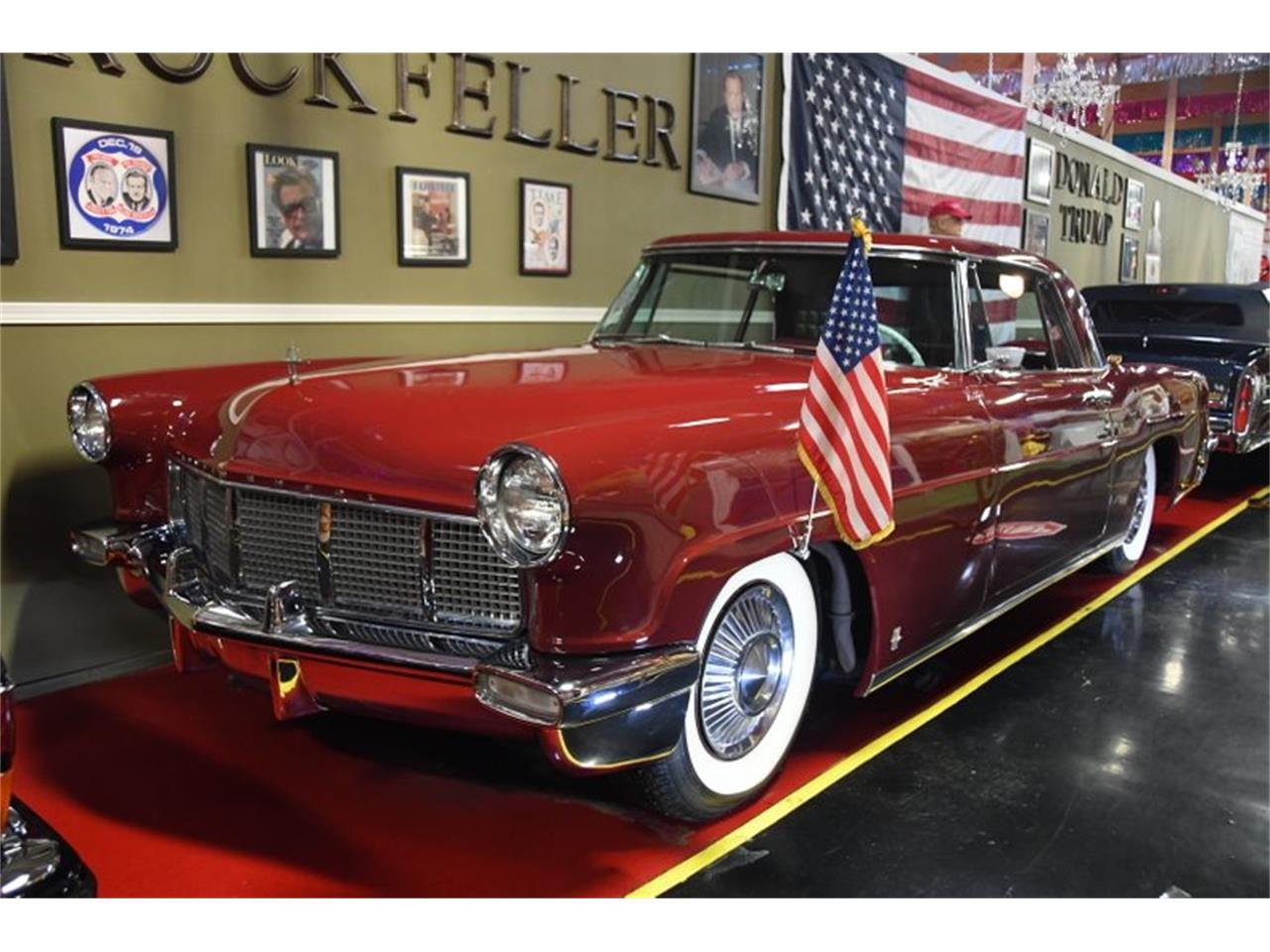 Large Picture of '56 Continental Mark II - Q4ML