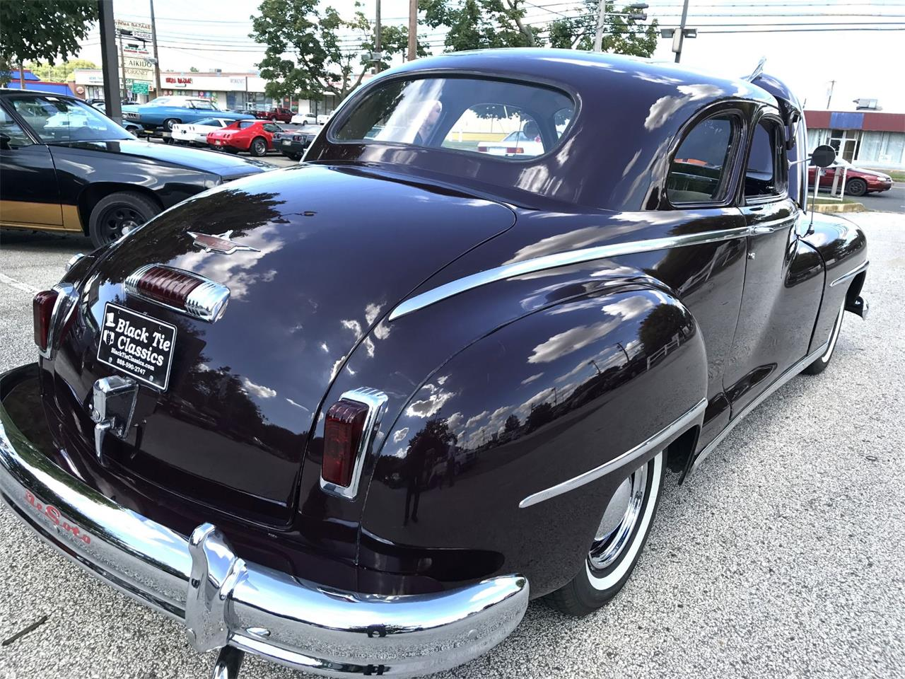 Large Picture of Classic '48 DeSoto Deluxe located in Stratford New Jersey - $19,990.00 Offered by Black Tie Classics - Q4MM