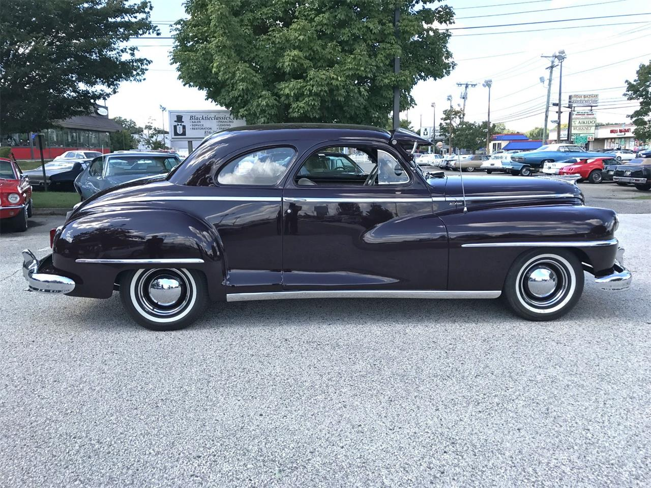 Large Picture of 1948 DeSoto Deluxe located in New Jersey - $19,990.00 - Q4MM