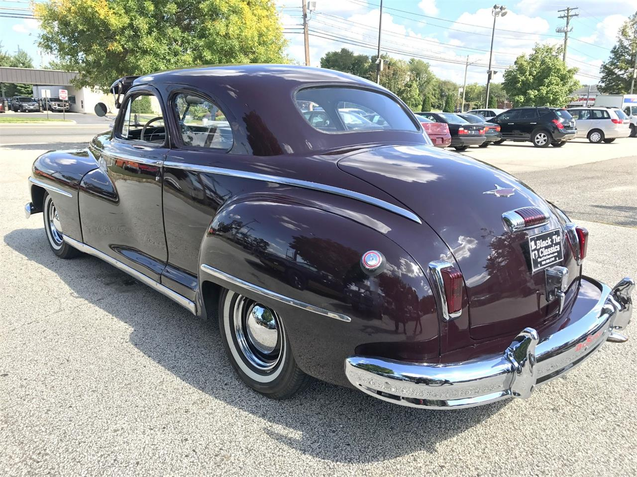Large Picture of 1948 DeSoto Deluxe Offered by Black Tie Classics - Q4MM