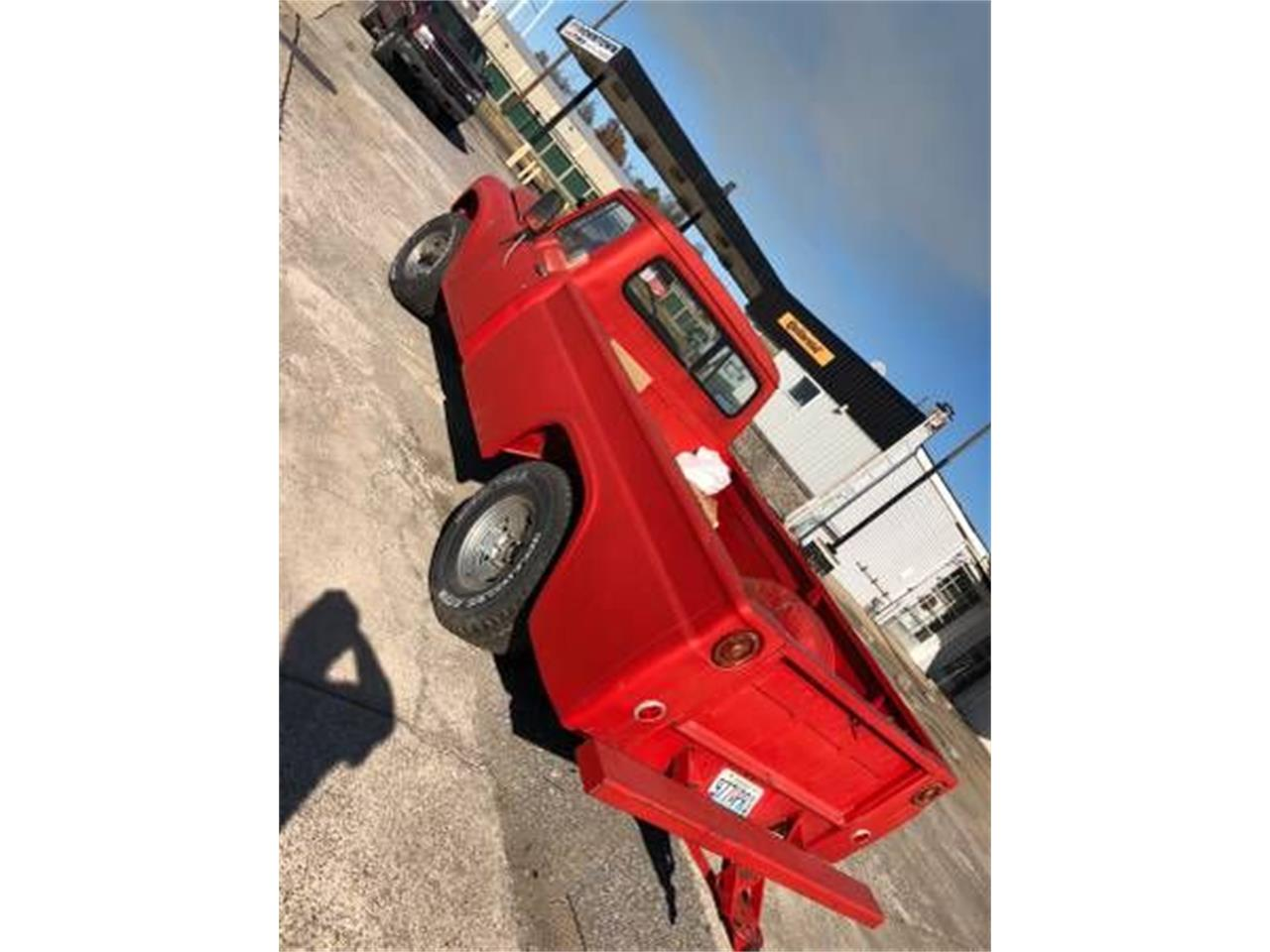 Large Picture of '68 Harvester - Q4MO