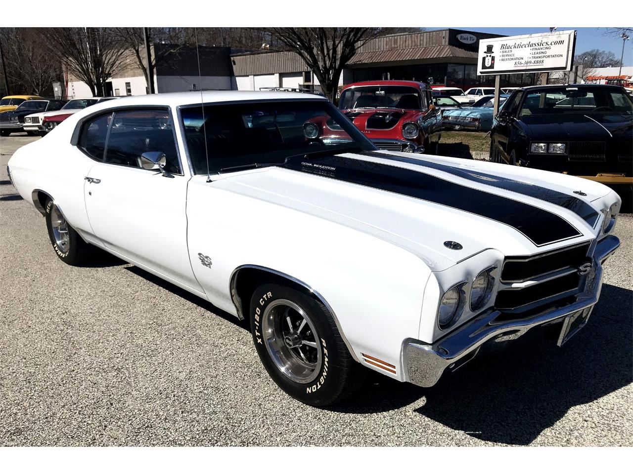 Large Picture of '70 Chevelle SS - Q4MP