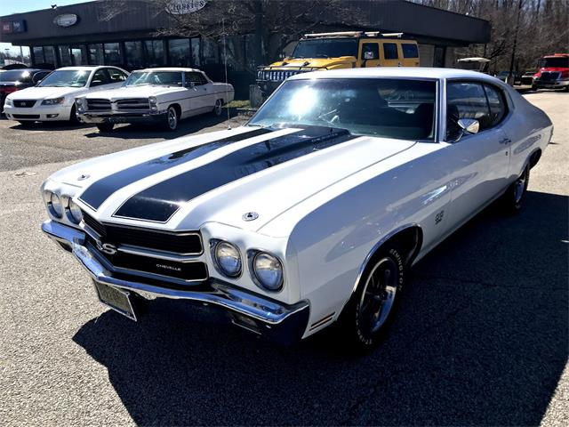 Picture of '70 Chevelle SS - Q4MP
