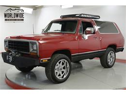 Picture of '85 Ramcharger - Q4MQ