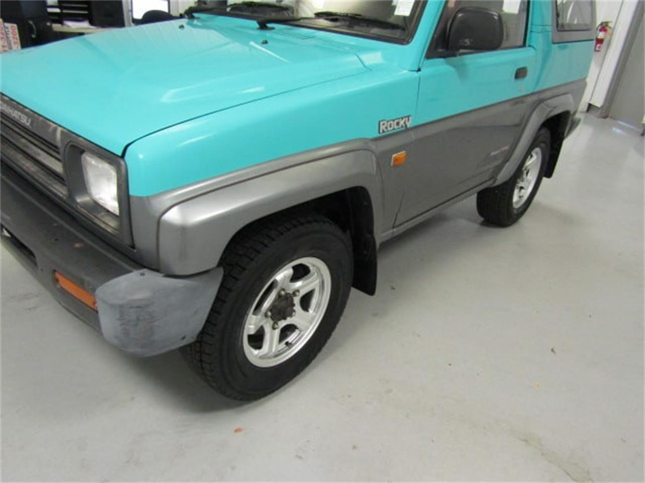 Large Picture of 1991 Daihatsu Rocky located in Virginia - Q4MR