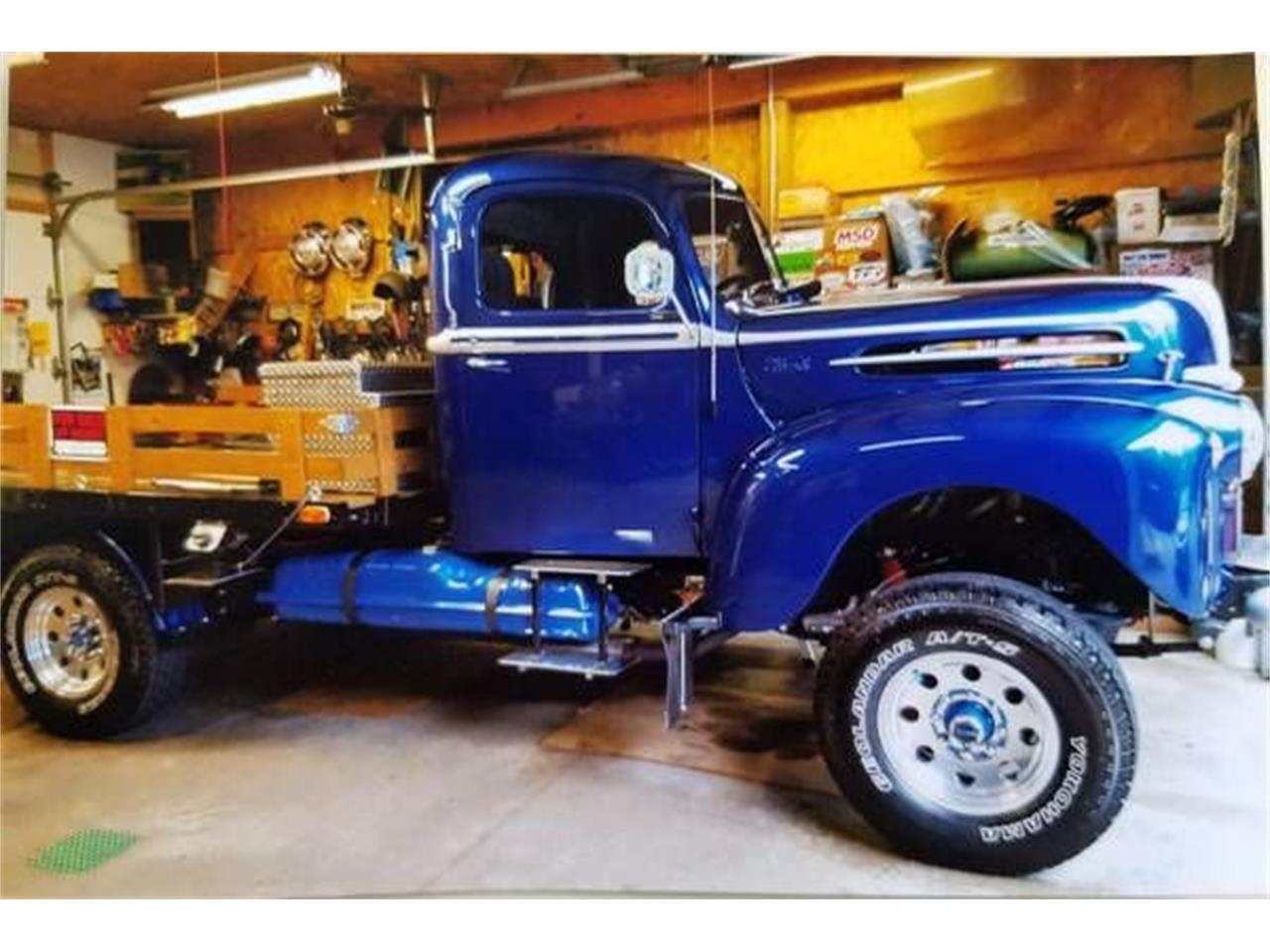 Large Picture of '47 Ford Flatbed Truck - $21,995.00 - Q4MU