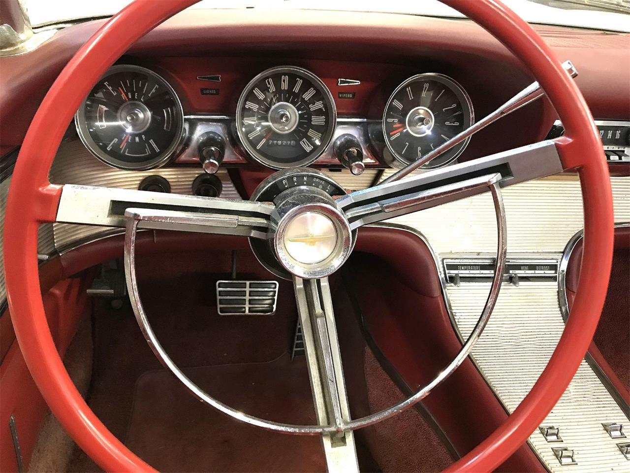 Large Picture of 1963 Thunderbird - Q4MX
