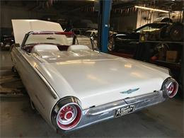 Picture of Classic 1963 Thunderbird located in New Jersey Offered by Black Tie Classics - Q4MX