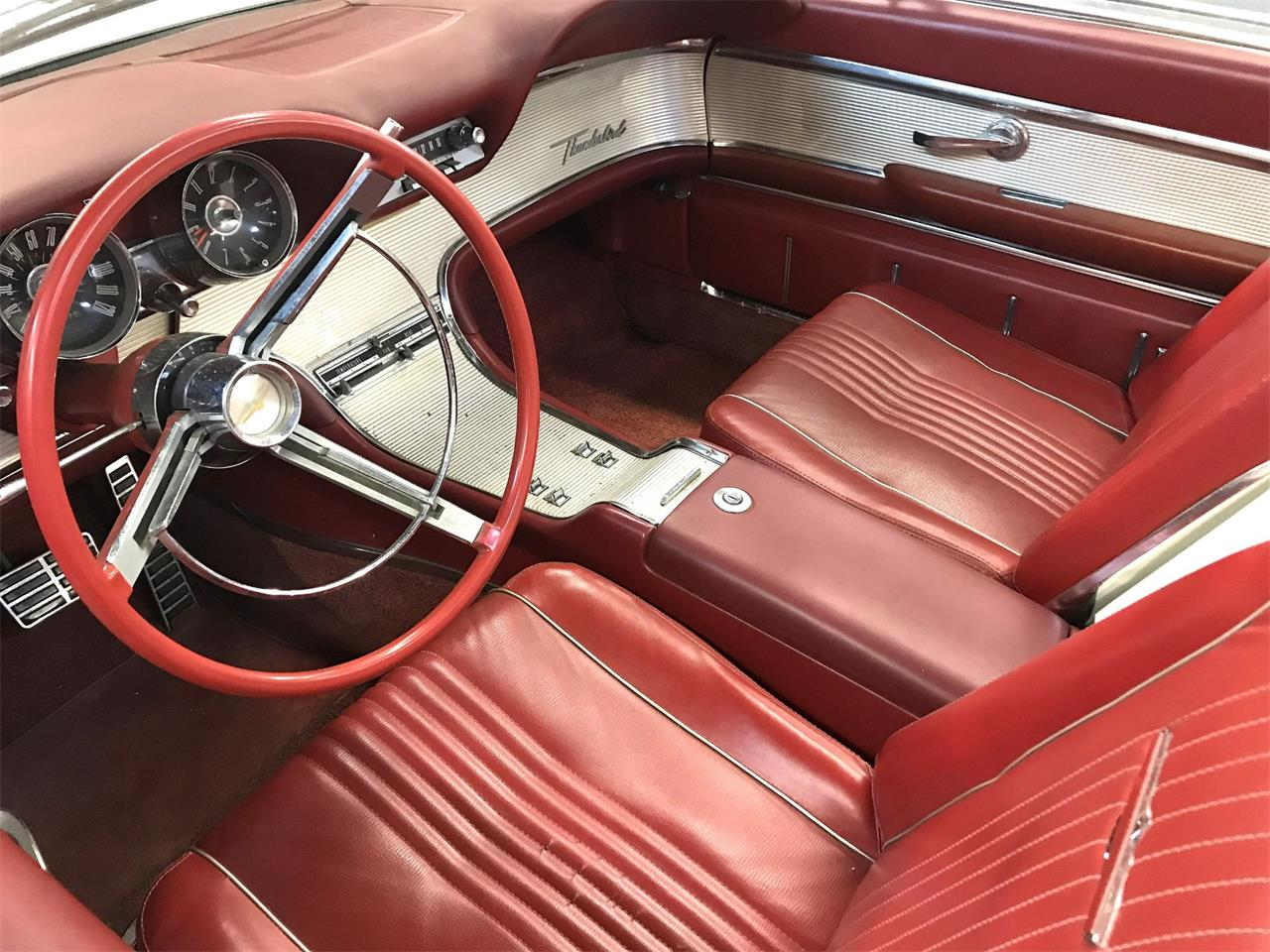 Large Picture of '63 Ford Thunderbird located in New Jersey Auction Vehicle - Q4MX