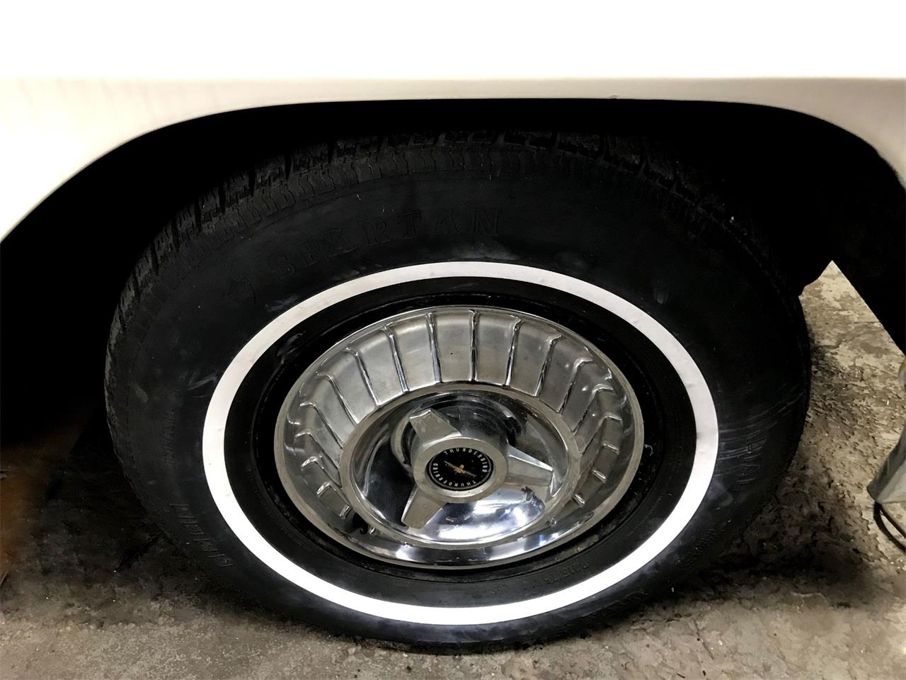 Large Picture of '63 Ford Thunderbird located in Stratford New Jersey Auction Vehicle - Q4MX