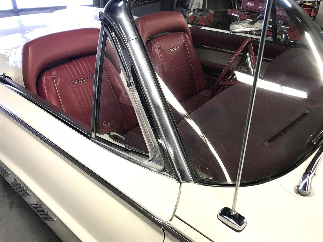 Large Picture of Classic 1963 Thunderbird located in New Jersey Auction Vehicle Offered by Black Tie Classics - Q4MX