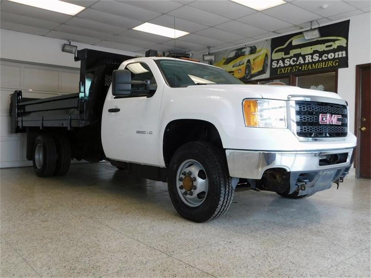 Large Picture of 2012 GMC Dump Truck - $32,875.00 - Q4MY