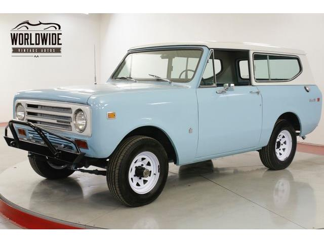 Picture of '72 Scout - $19,900.00 Offered by  - Q4NG