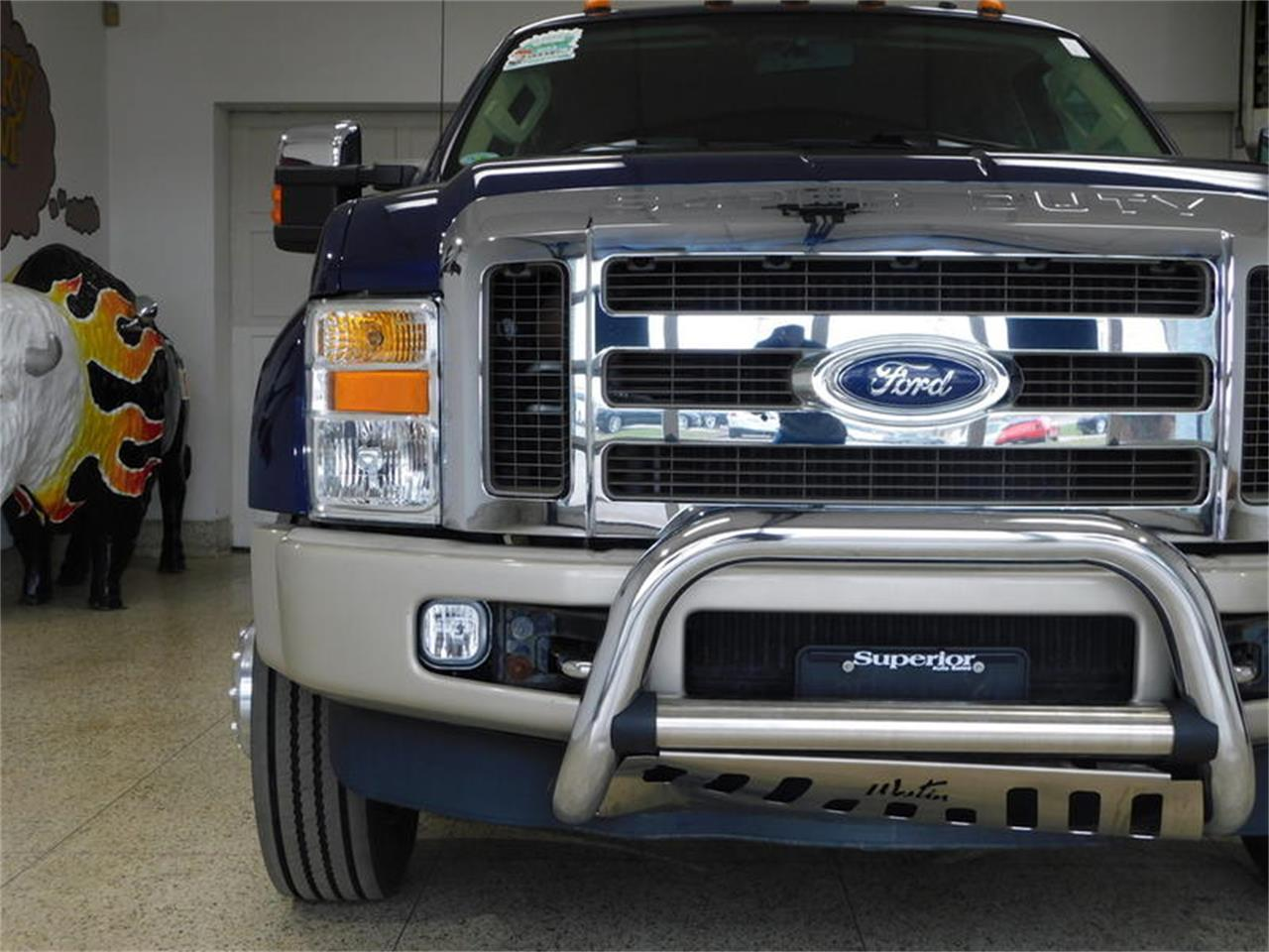 Large Picture of 2008 Ford F450 - Q4NU