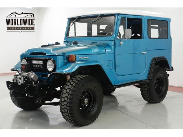 Picture of '67 Land Cruiser FJ - Q4NV