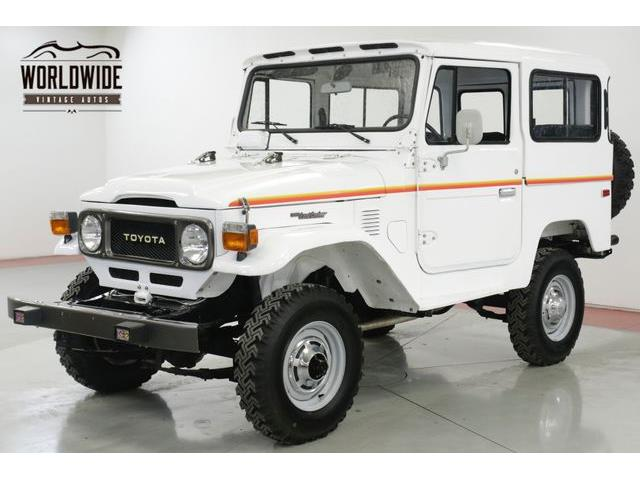 Picture of '77 Land Cruiser FJ - Q4NX