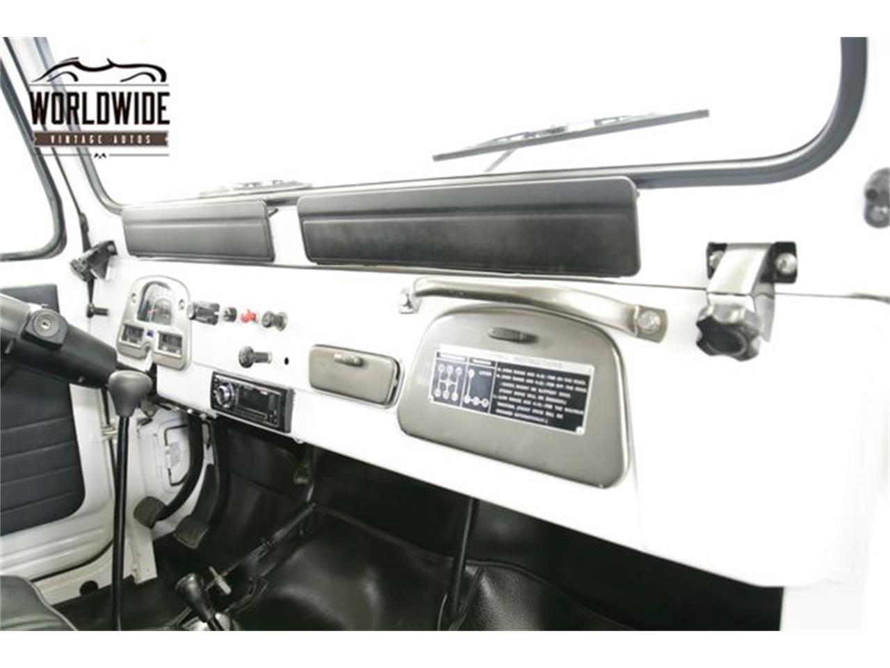 Large Picture of '77 Land Cruiser FJ - Q4NX