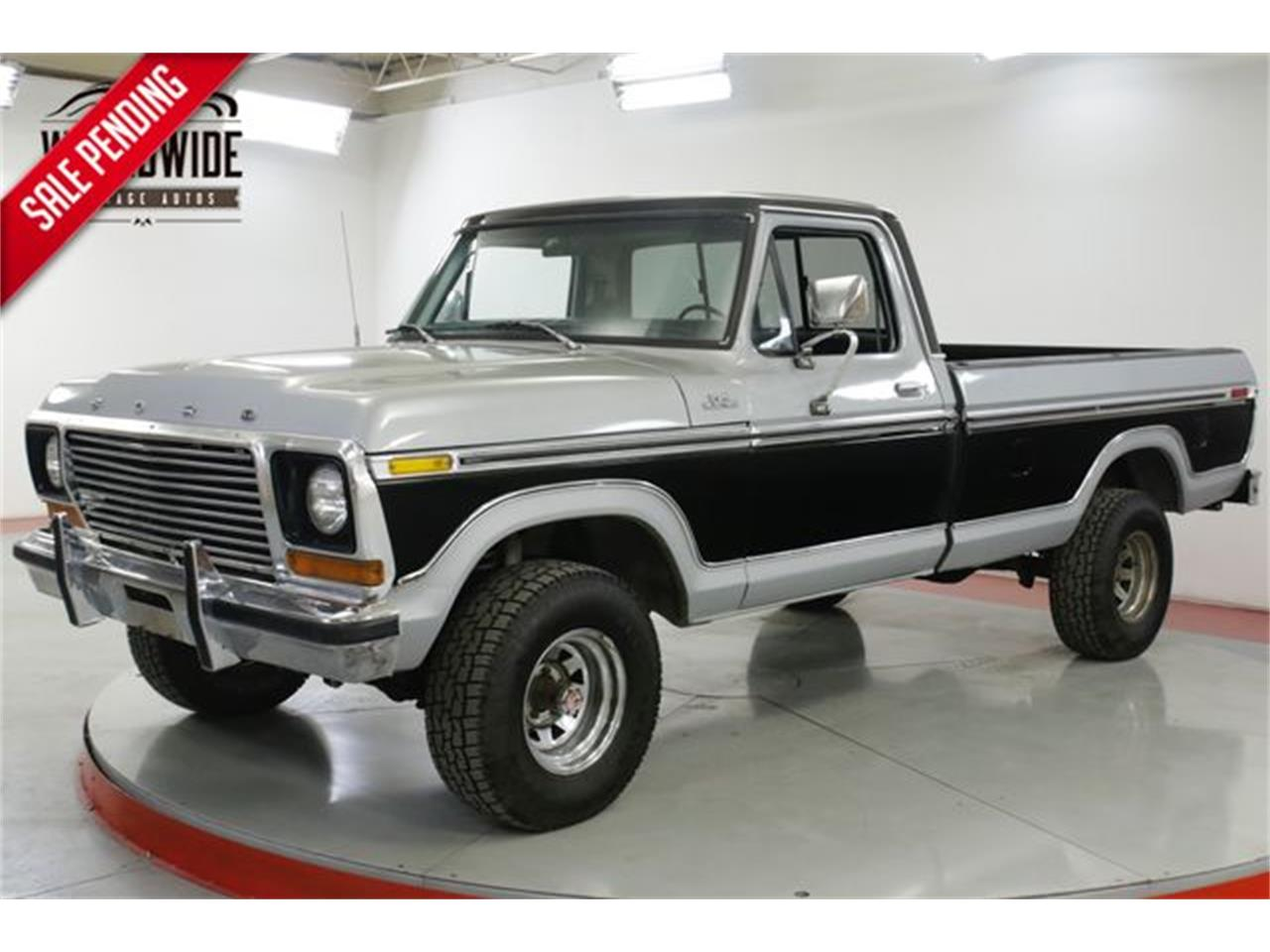 Large Picture of '78 F150 - Q4O0