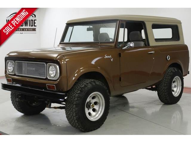 Picture of '68 Scout 800 - Q4O4