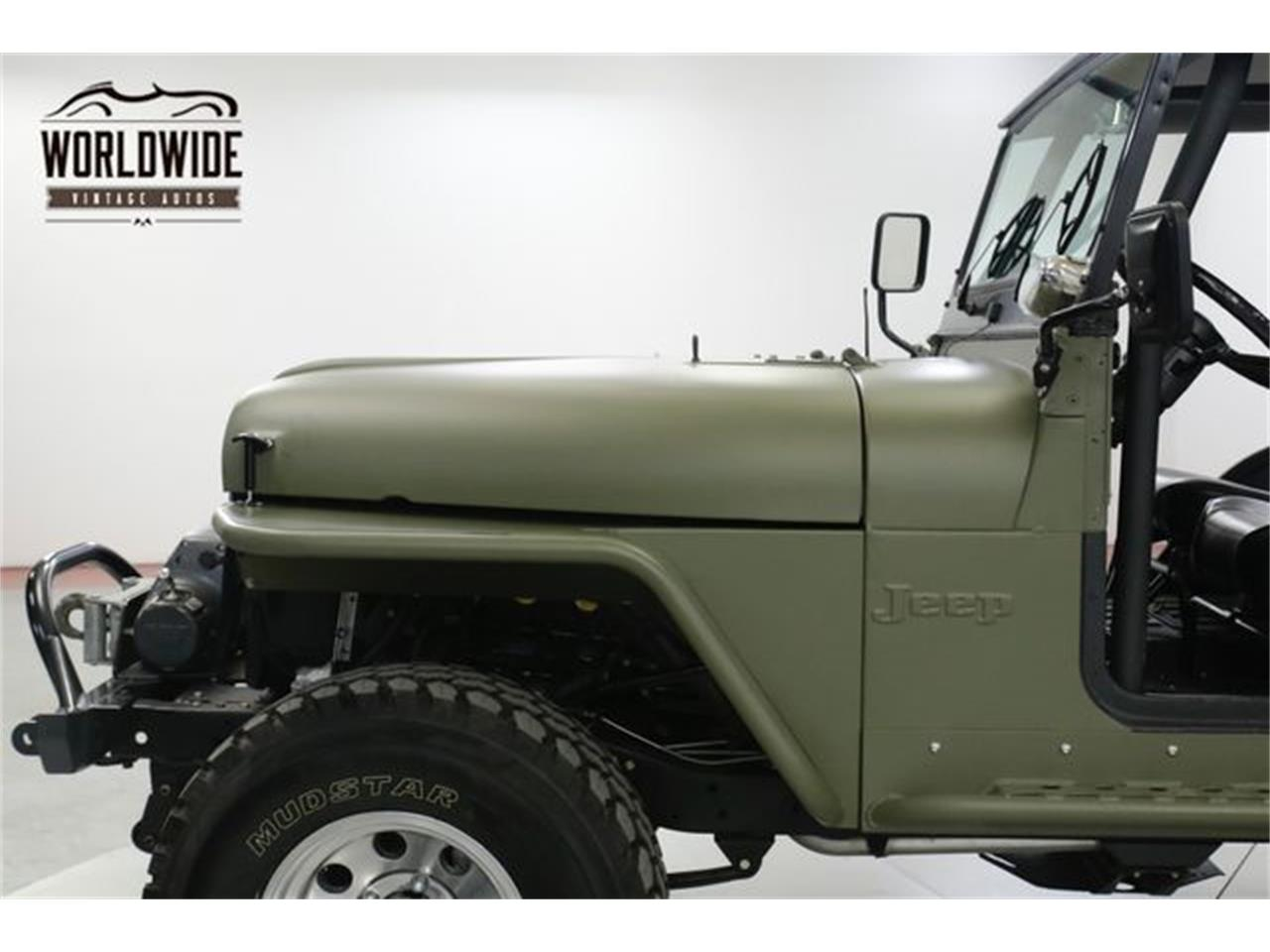 Large Picture of '73 CJ5 located in Colorado - $18,900.00 - Q4O6