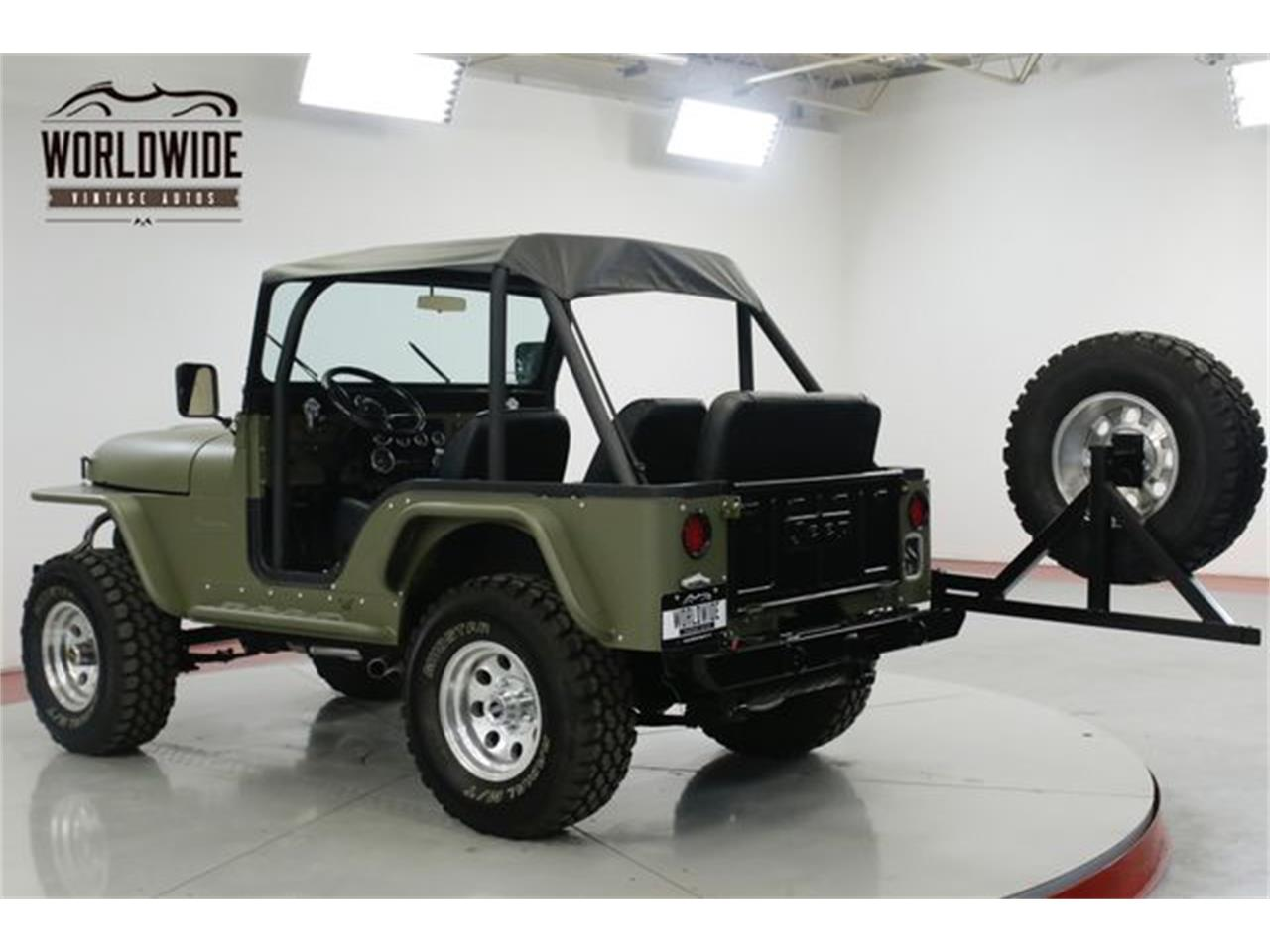 Large Picture of Classic '73 CJ5 located in Denver  Colorado - $18,900.00 - Q4O6