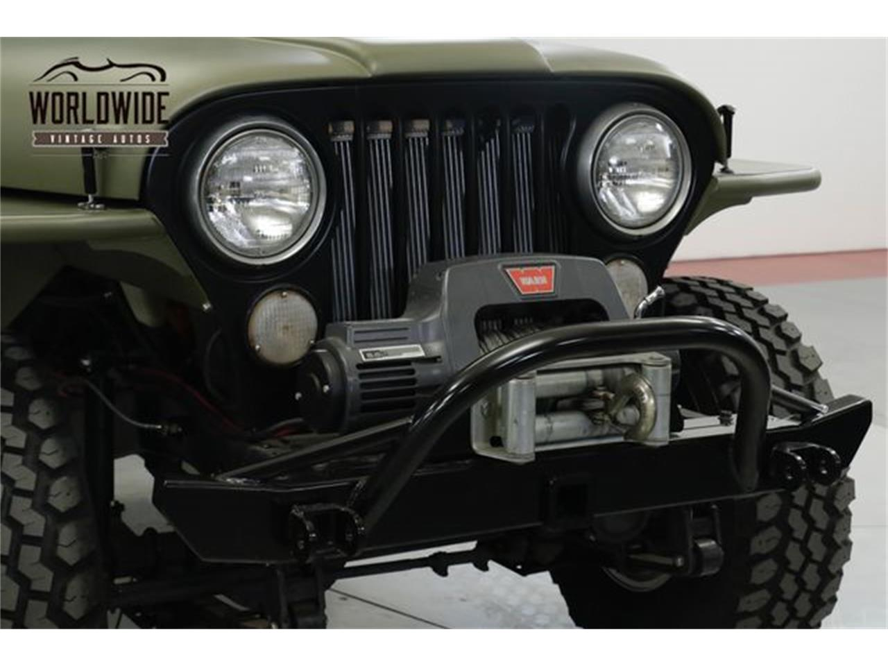 Large Picture of Classic 1973 CJ5 located in Colorado Offered by Worldwide Vintage Autos - Q4O6