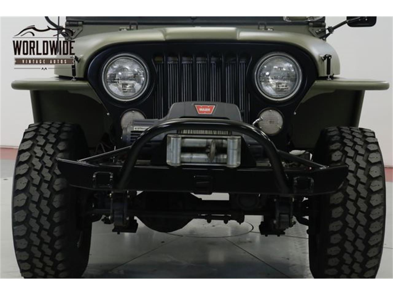Large Picture of 1973 CJ5 - $18,900.00 Offered by Worldwide Vintage Autos - Q4O6