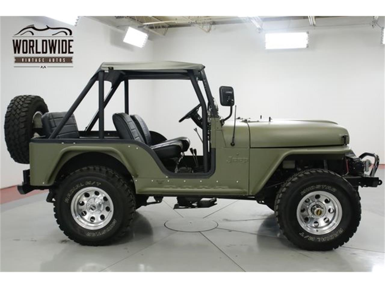 Large Picture of Classic 1973 CJ5 - $18,900.00 - Q4O6