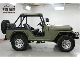 Picture of 1973 Jeep CJ5 located in Denver  Colorado Offered by Worldwide Vintage Autos - Q4O6