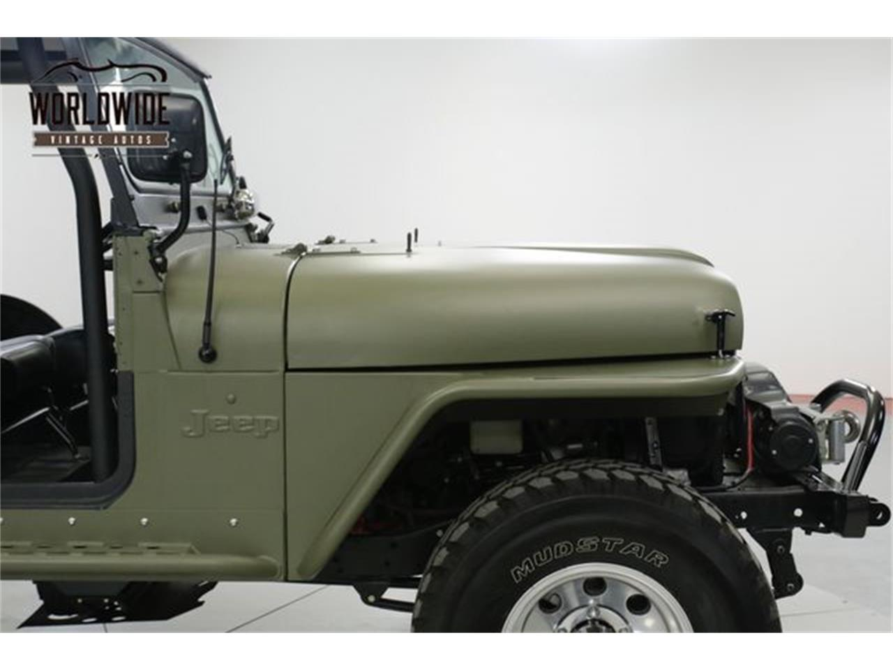 Large Picture of Classic '73 CJ5 located in Colorado - $18,900.00 Offered by Worldwide Vintage Autos - Q4O6