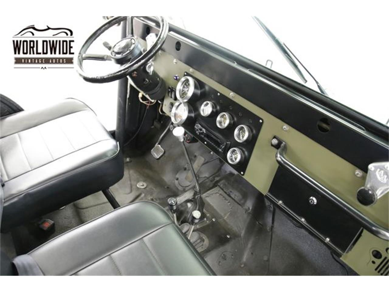 Large Picture of '73 CJ5 - $18,900.00 Offered by Worldwide Vintage Autos - Q4O6