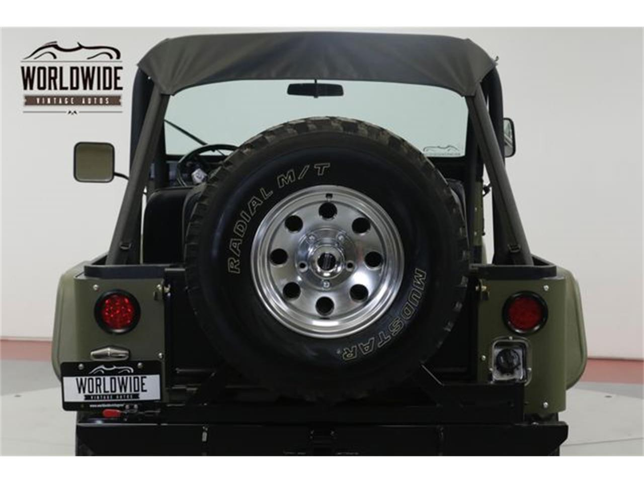 Large Picture of '73 CJ5 Offered by Worldwide Vintage Autos - Q4O6