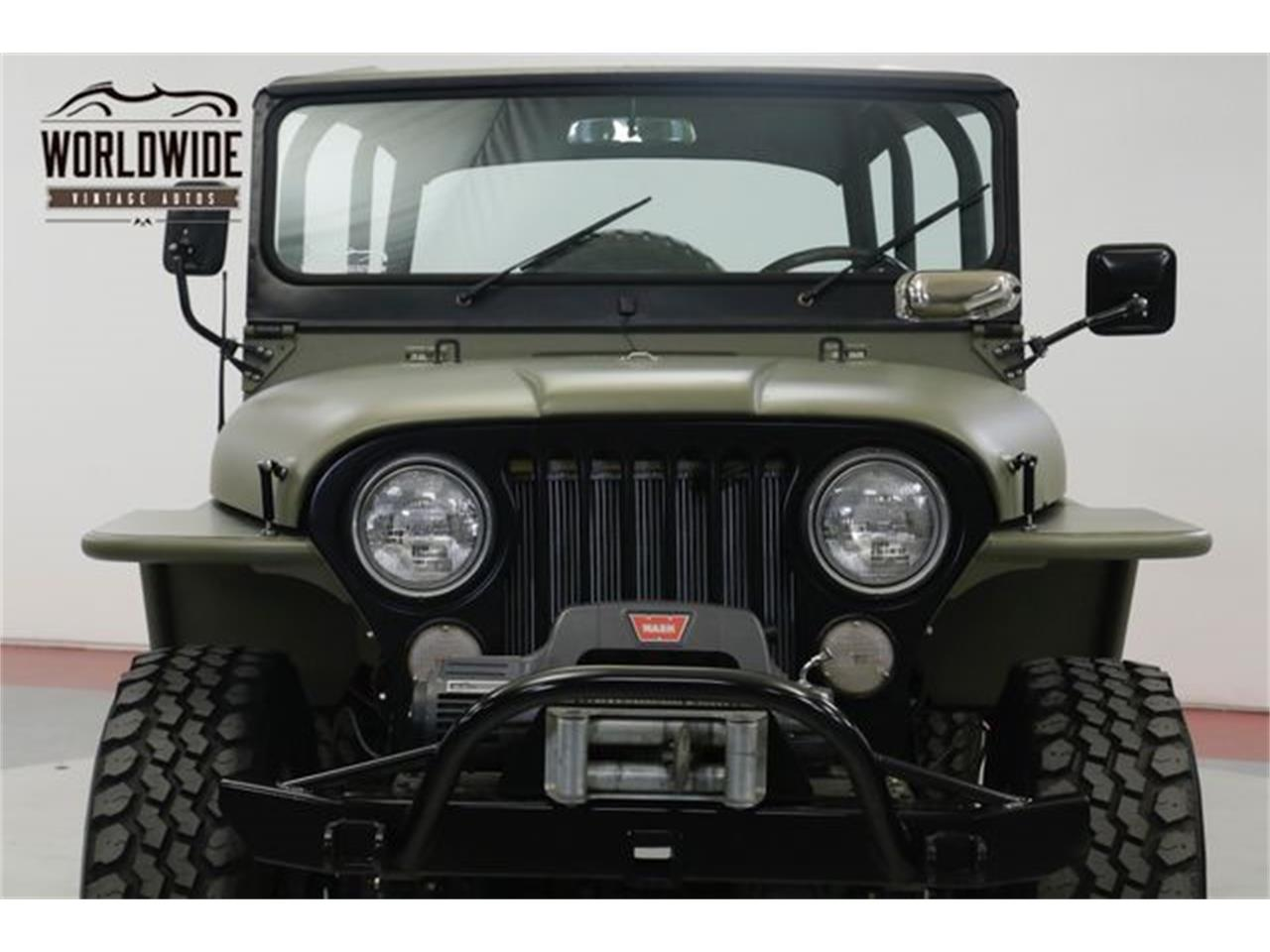 Large Picture of '73 Jeep CJ5 - Q4O6